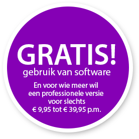 Gratis salon software